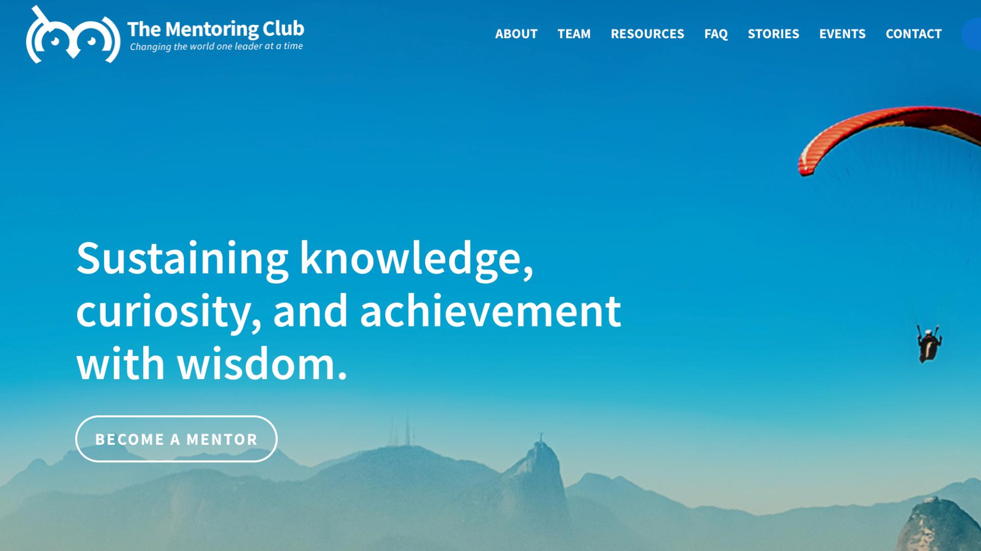 The Mentoring Club
