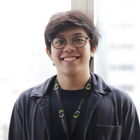 Kenya Geronimo -Mid UI/UX Designer