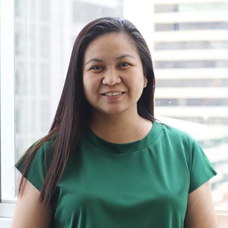 Donna Vanessa Evangelista -.NET Developer